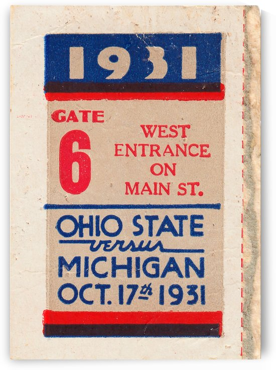 Coolest Ticket Stubs by Row One Brand