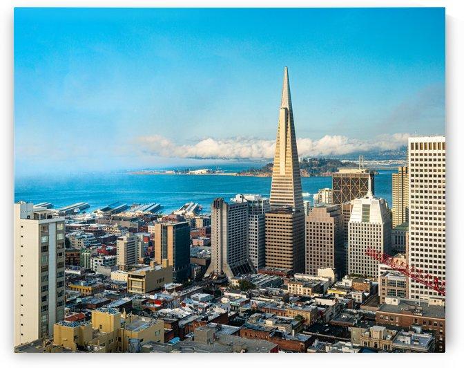 San Francisco Skyline by David Yoon