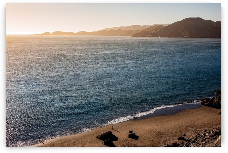 Marshall Beach Sunsets by David Yoon