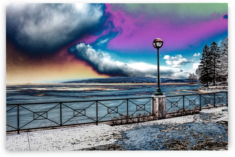 Tempete coloree- Collection EXC-S by Sylvain Bergeron Photographies