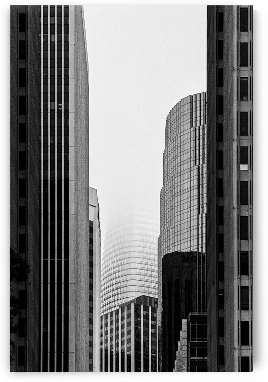 Vanishing Tower by David Yoon