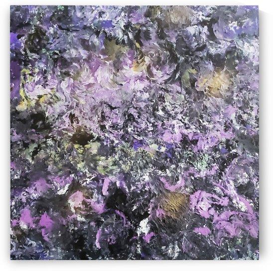 Purple Roses by La Sima Studio