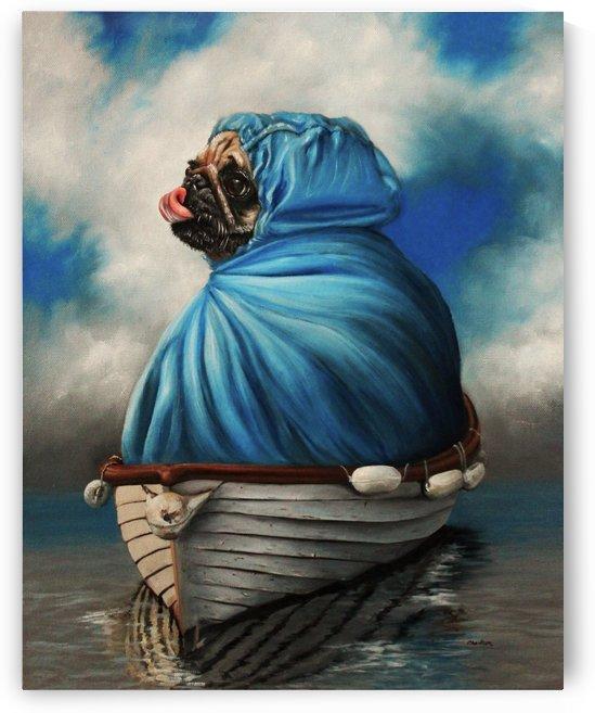 Lost at Sea by Melanie Charlton