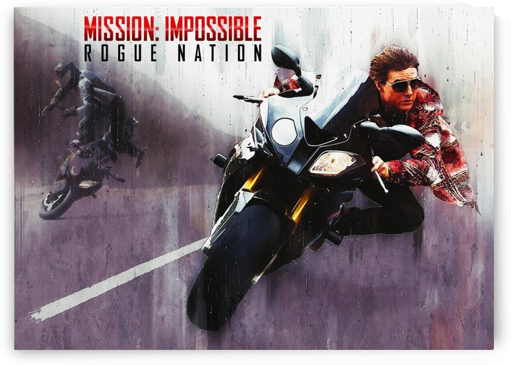 Mission Impossible   Rogue Nation by Gunawan Rb