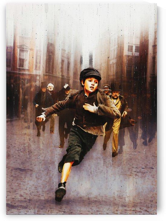 Oliver Twist by Gunawan Rb