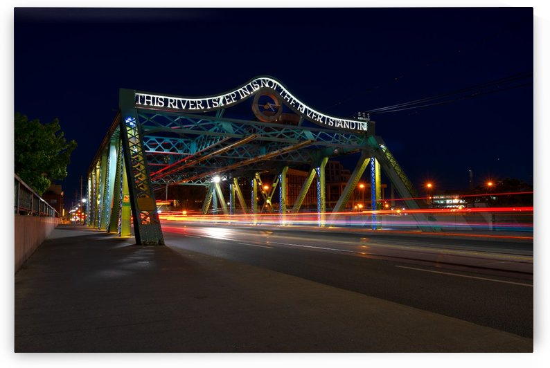 Queen St Viaduct by Dan Fleury