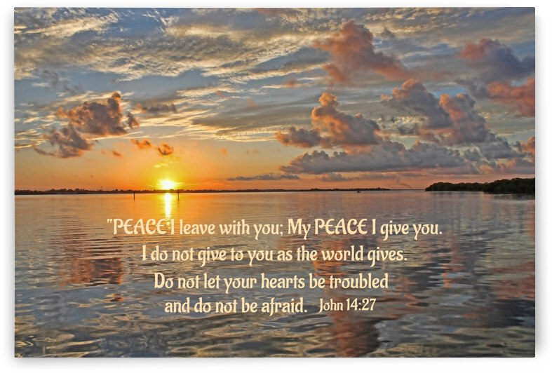 My Peace I Give You  by HH Photography of Florida