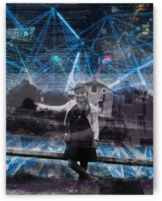 Datenstrom by Verena Terekina