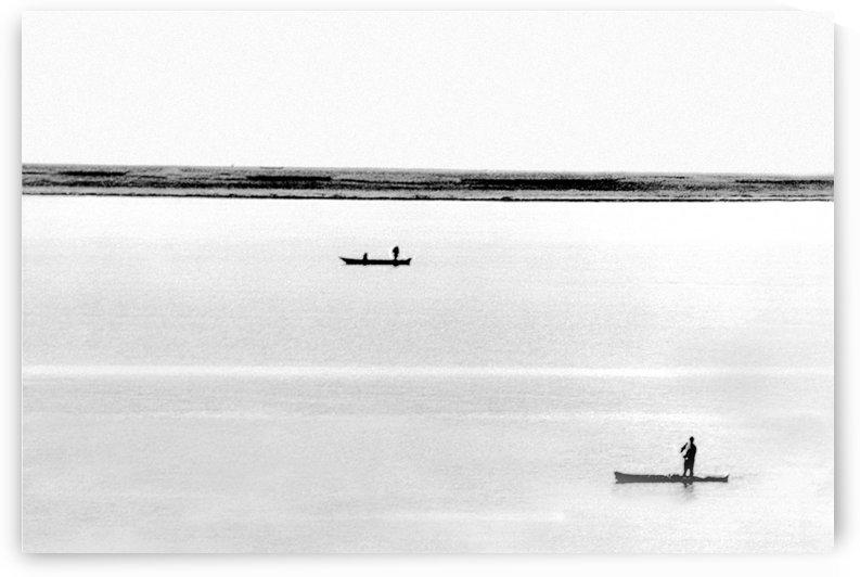 Boat XXXV by Carlos Wood