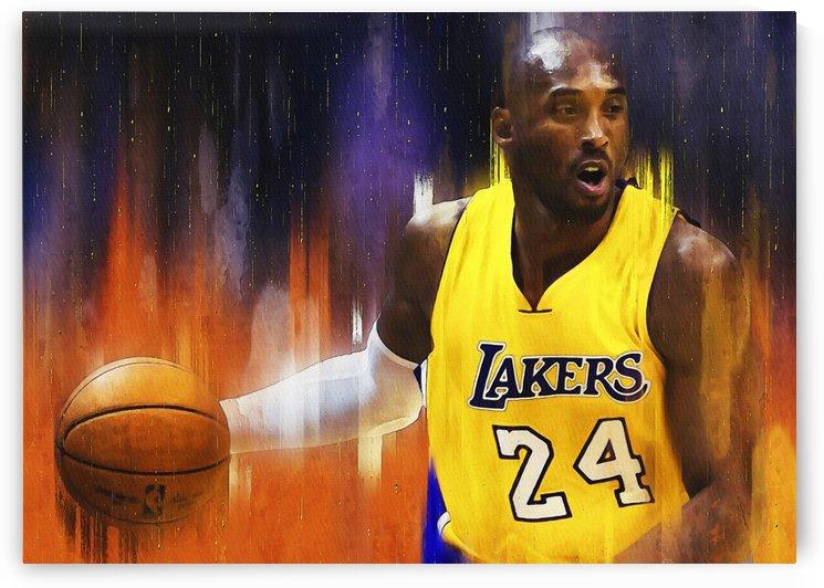 Kobe Bryant by Gunawan Rb