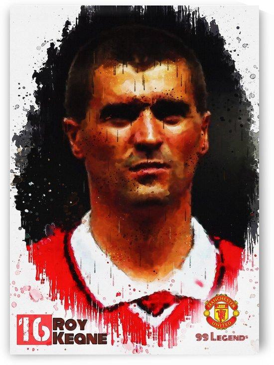 Roy Keane_MU 99 Legends by Gunawan Rb
