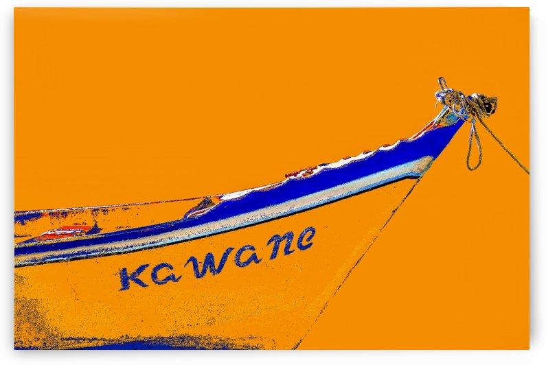 Boat XLIV by Carlos Wood