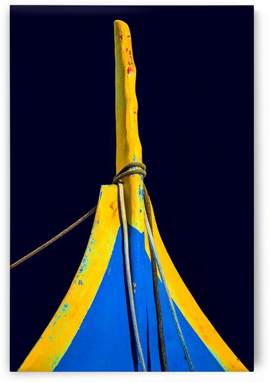 Boat XLVIII by Carlos Wood