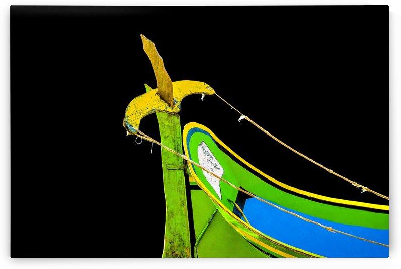 Boat XLIX by Carlos Wood