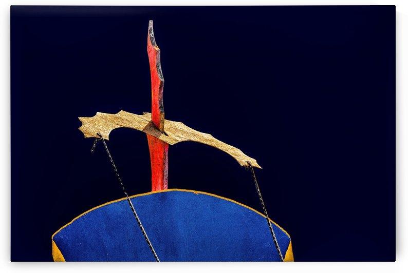 Boat LI by Carlos Wood