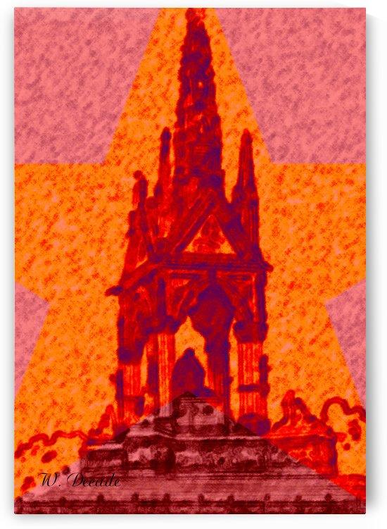 Church Albert Memorial by Willy Decade