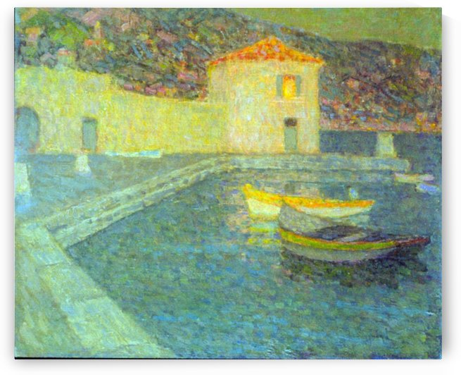 House by the Sea by Sidaner by Sidaner