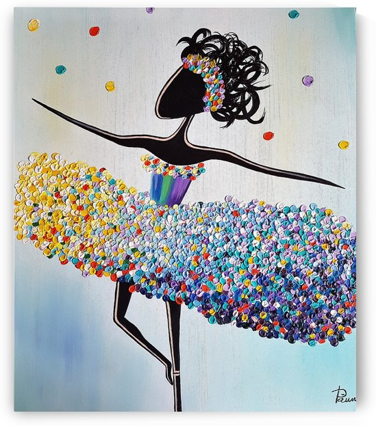 Balerina by Iulia Paun ART Gallery