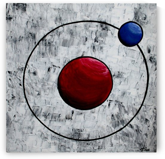 The Atom by Iulia Paun ART Gallery