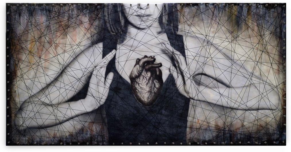 Heart strings by Nicole Fournier