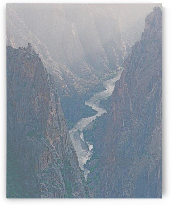 Deep Colorado Canyon by Steve Tohari