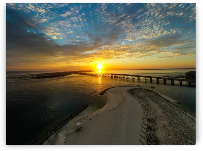 East Pass Sun by Destin30A Drone