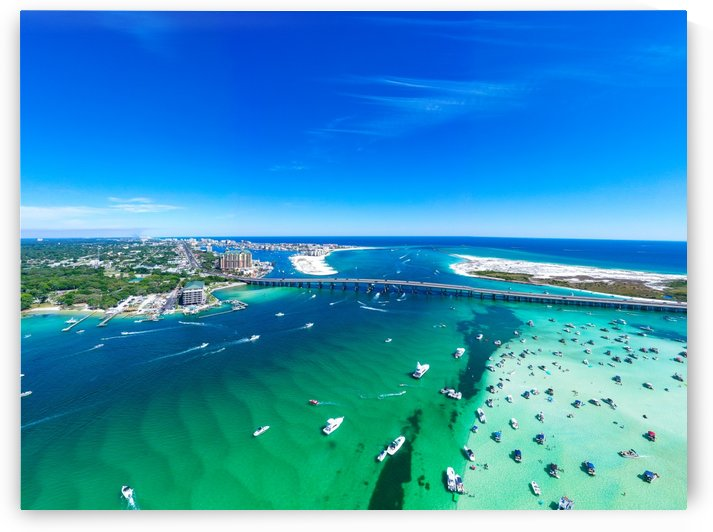 Crab Island Mem20 by Destin30A Drone
