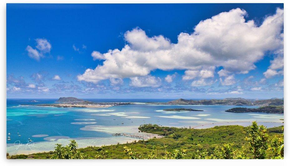 Kaneohe Bay 2020 by John Kwak