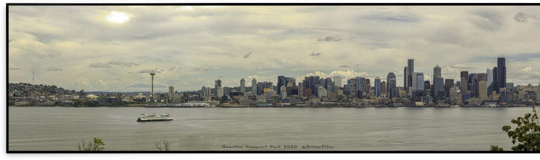 Hamilton Viewpoint Pano by Steve
