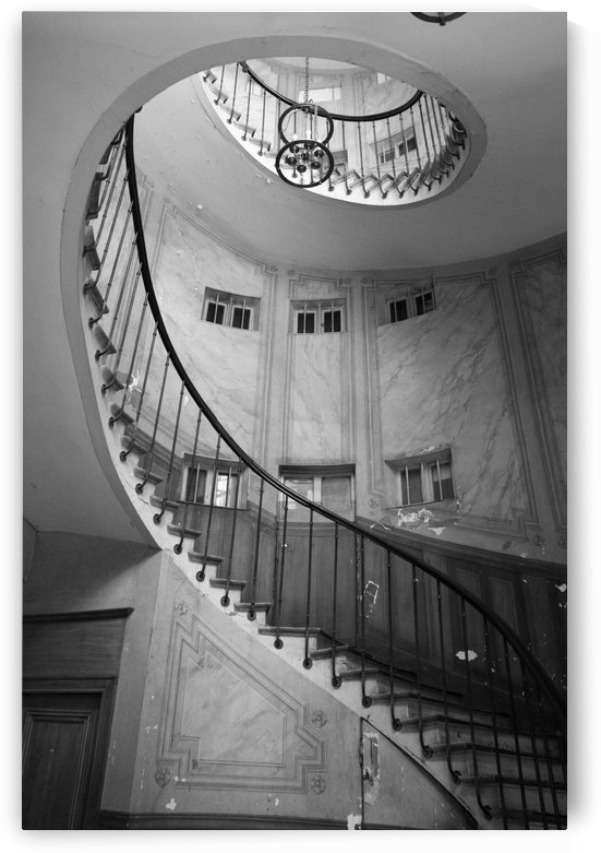 Escalier Monumental by Bill Osuch