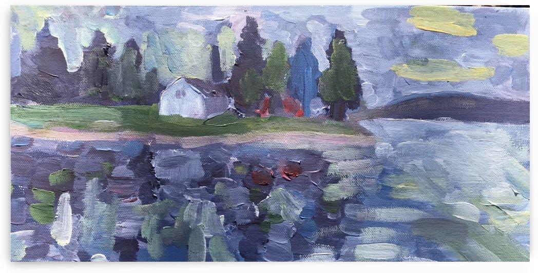 Orcas Island  by J HARRIS