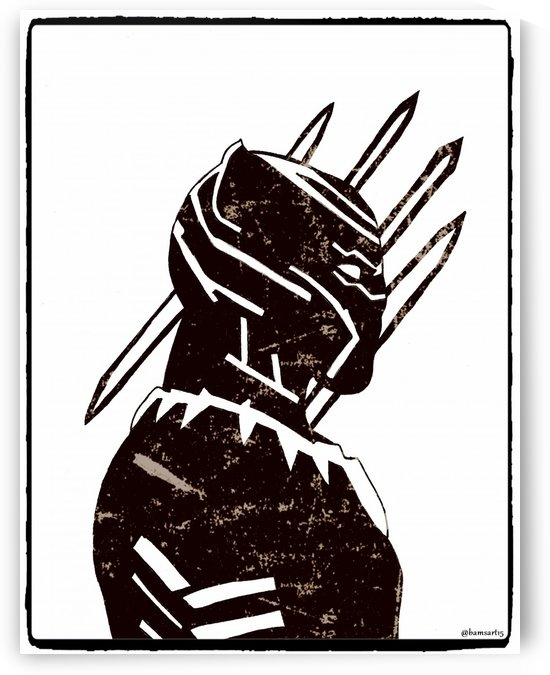 Black Panther by Bam Wilcox