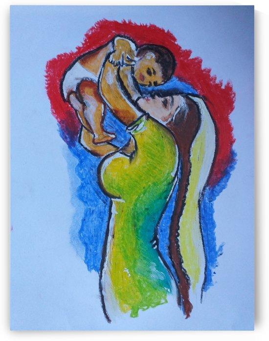 love mom by KokilaPriya