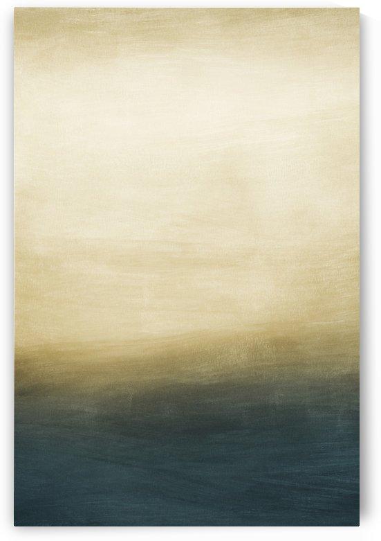 Misty Horizon 03 - Abstract Wall Art by Adriano Oliveira