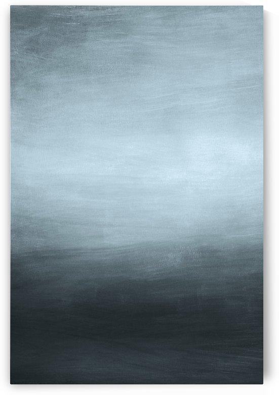 Misty Horizon 06 - Abstract Wall Art by Adriano Oliveira