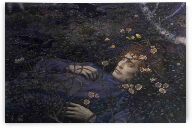 Hollow by Edward Robert Hughes
