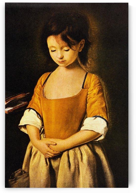 La Penitente by Pietro Antonio Rotari