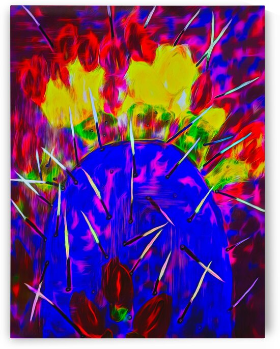 Cactus by Aurelia Schanzenbacher Sisters Fine Arts