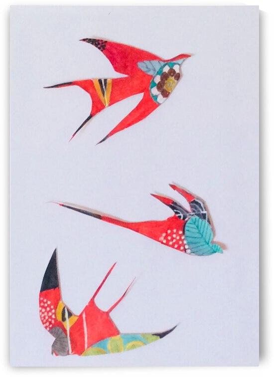 Andorinha's by Zaramar Paintings