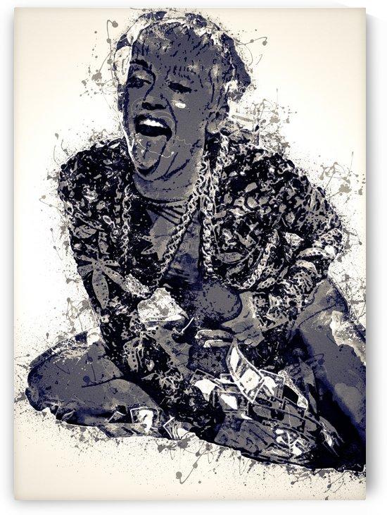 Miley Cyrus in Art 18 by RANGGA OZI