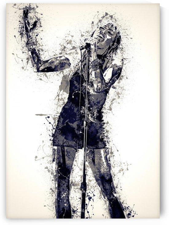 Miley Cyrus in Art 4 by RANGGA OZI