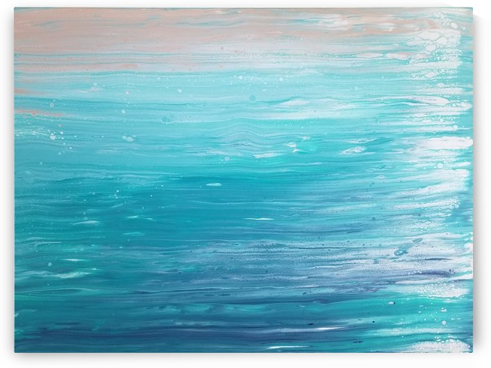Anchored by Coastal Colors Art Co