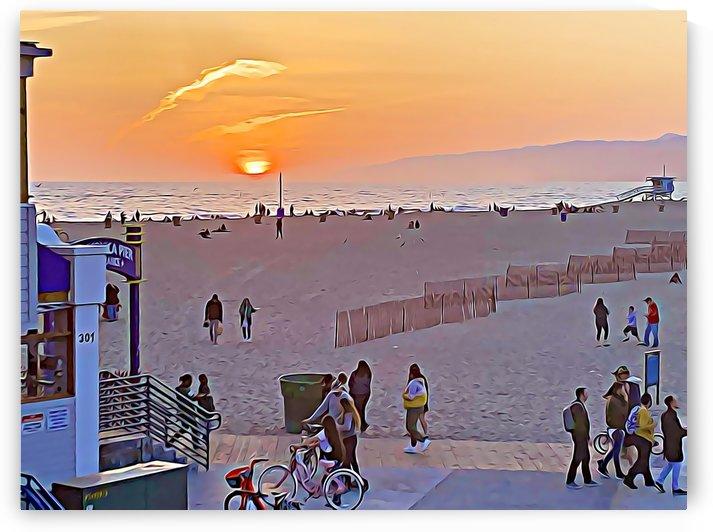 Californie Beach 2 by MarcO