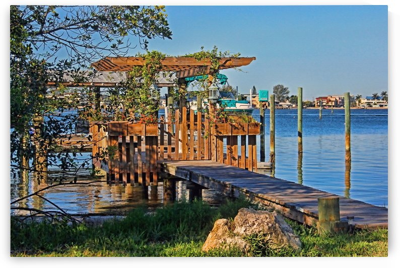 Life Along The Waterway by HH Photography of Florida