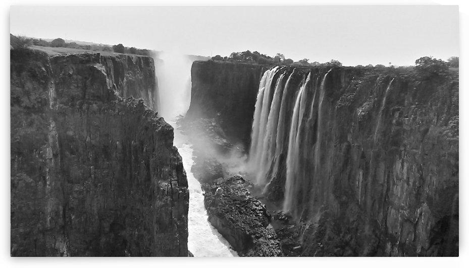 Vic Falls by Lezandie de Beer