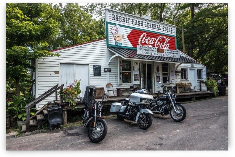 Rabbit Hash Historic General Store - Kentucky by Gary Whitton