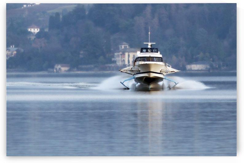 High speed by Luigi Girola