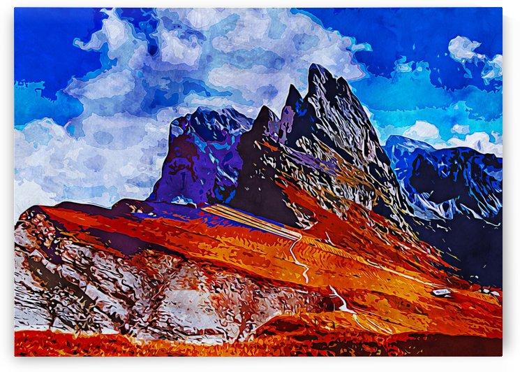 Nature Wall Background 6 by RANGGA OZI