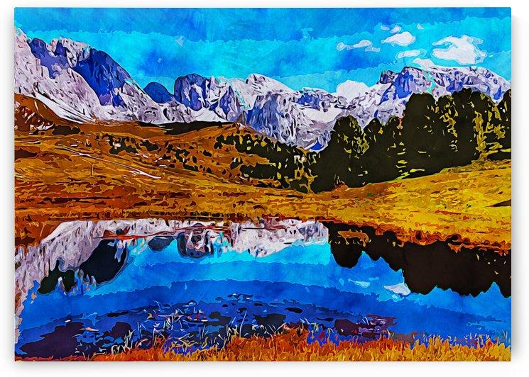 Nature Wall Background 2 by RANGGA OZI