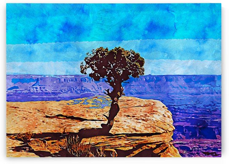 Nature illustration 9 by RANGGA OZI